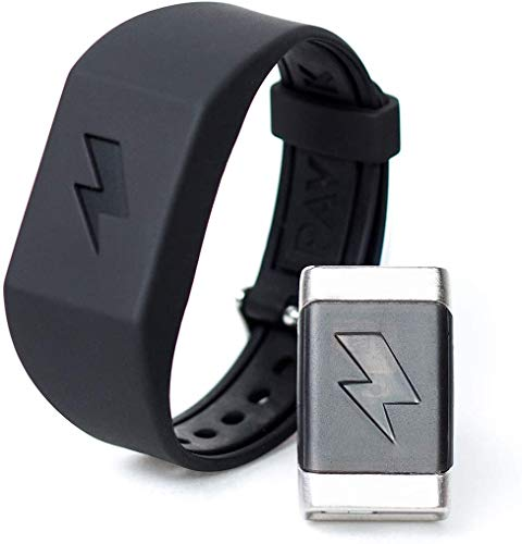 Pavlok 2 - Updated Edition (2020) - Fitness Tracker, Change Habits and Wake Up with Electric Zap, Improved Bluetooth and Reliability, 1 Year Everything Warranty - Wearable Habit Trainer.