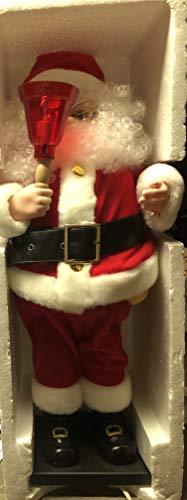 Telco Motion-ettes of Christmas Santa Animated Figure