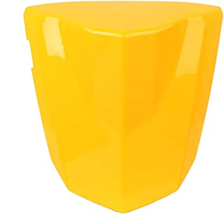 Newsmarts Motorcycle Cowl Replacement Passenger Rear Pillion Seat Cowl Cover for Suzuki GSXR 600/750 2004-2005 K4-K5, Yellow