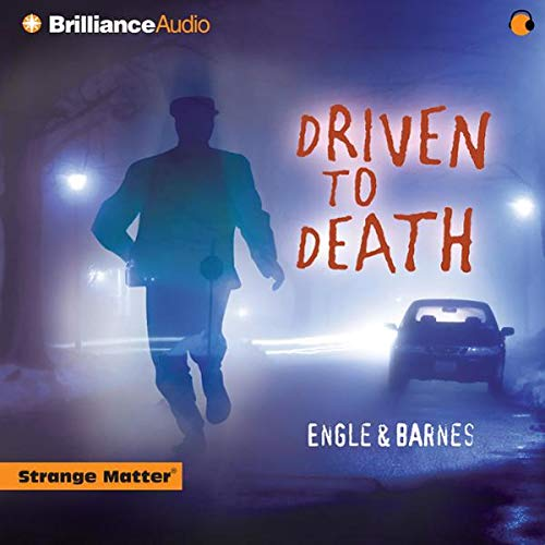 Driven to Death audiobook cover art