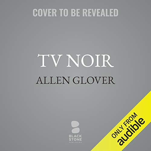 TV Noir audiobook cover art