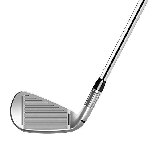 TaylorMade M4 Irons Set (Set of 7 total clubs: 4-PW, Graphite Shaft, Right Hand, Stiff Flex)