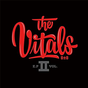 The Vitals 808 EP, Vol. II