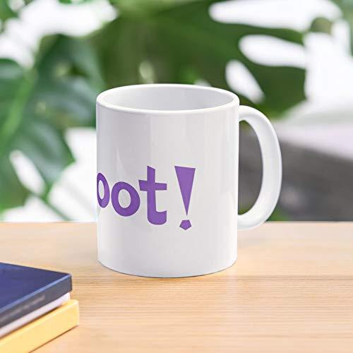 Design Word Kahoot Mug - Taza de café de regalo de moda sup