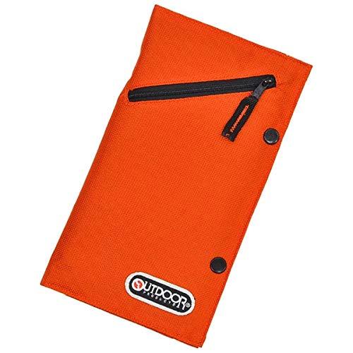 パスポートケース アウトドア プロダクツ ネックポーチ OD-021 (オレンジ)