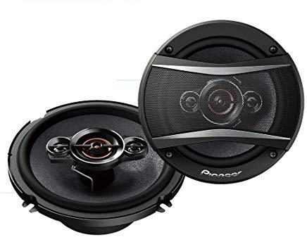 """Pioneer TS-A1686S 6.5"""" 350W 4-Way TWEETERS CAR Stereo COAXIAL Speakers TS-A1686R"""