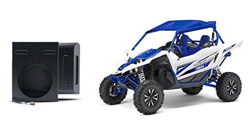 "Rockford Fosgate RFYXZ-FWE 10"" Front Subwoofer Enclosure for Select Yamaha YXZ Models"