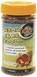 Best zoo med hermit crab food Reviews