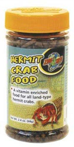 Zoo Med ZM-11b Hermit Crab Food, 68 g, Futter für Landeinsiedlerkrebse