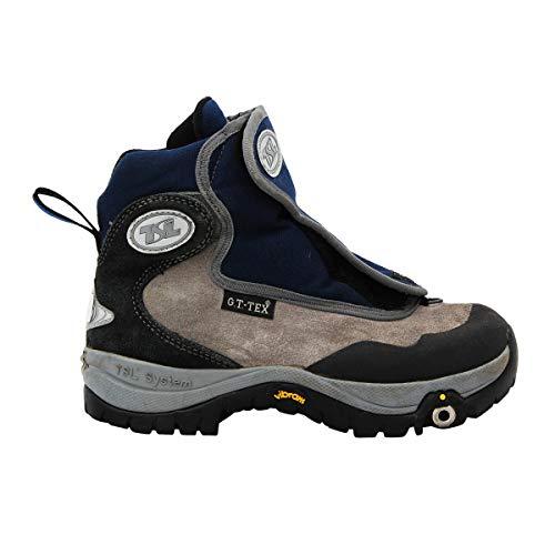 TSL Zapato Usado Gris/Azul con Raquetas de Nieve Usado