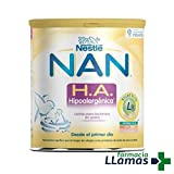Nestlà NAN HA HIPOALERGENICO LACTANTES 800GR