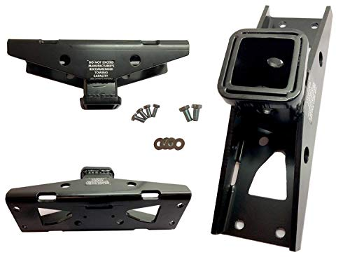 """Strong Made 2018-2020 Mahindra Roxor 2"""" Receiver Hitch - Rear"""
