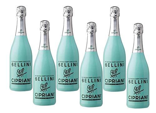 BELLINI THE ORIGINAL HARRY'S BAR COCKTAIL 75CL 6 Flaschen