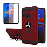 Casebuff Motorola E6 Plus case and screen protector –