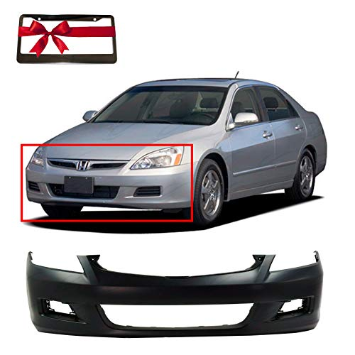 06 accord front bumper cover - 6
