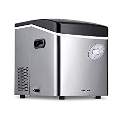 NewAir AI-215SS Portable Ice Maker