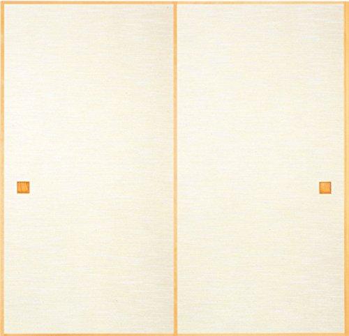 襖紙 あしや (asiya) No.142 無地織物/二枚セット