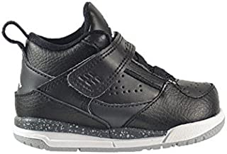 077499fda10d Jordan Flight 45 BT Baby Toddlers Shoes Black White-Anthracite-Wolf Grey  364759
