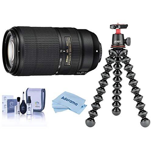 Nikon AF-P NIKKOR 70-300mm f/4.5-5.6E EDIF VR Lens