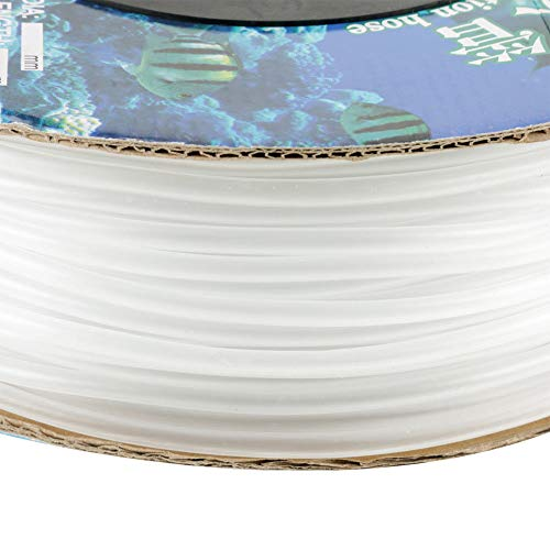 328 Foot (100m) Silicone Airline for Aquariums, Water Gardens & Koi Ponds