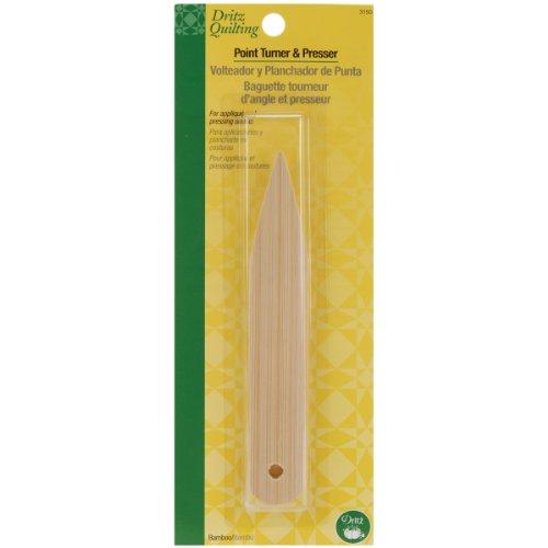 Dritz 3150 Bamboo Point Turner & Presser