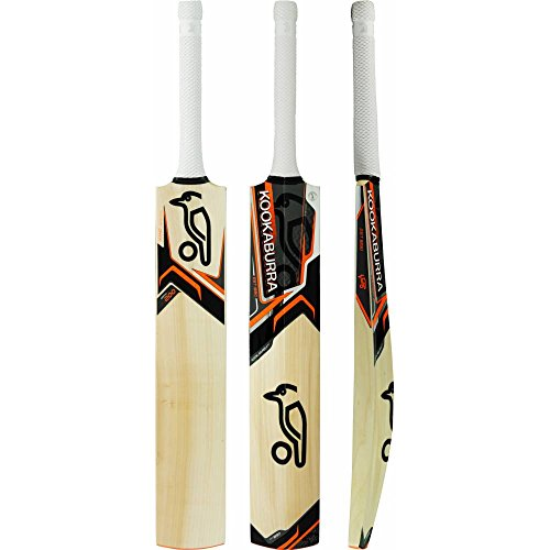 KOOKABURRA Kid 's Onyx 200 Cricket Bat, Kinder, Onyx 200, Orange