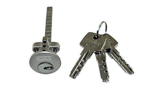 ABUS Aussenzylinder EC550 für Tür Zusatzschlösser incl. 3 Schlüssel