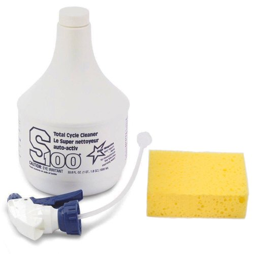 S100 12001B Total Cycle Cleaner Bottle - 33.8 oz.