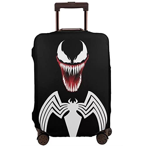 Spider-Boy Ve-nom Koffer Schutztasche waschbar 3D Druck Design 4 Größen für die meisten Gepäck Schutztasche Reißverschluss