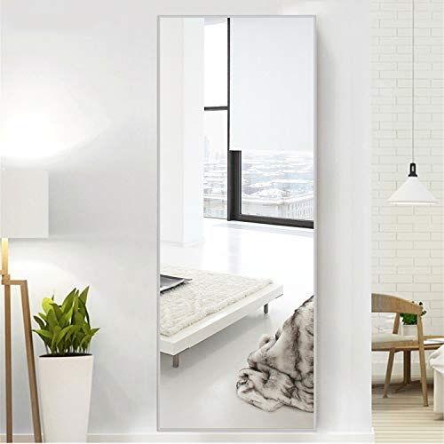 Miruomiruo Full Length Mirror Floor Mirror Hanging Leaning Large Wall Mounted Mirror Horizontal Vertical Bedroom Mirror Dressing Mirror Dailymail