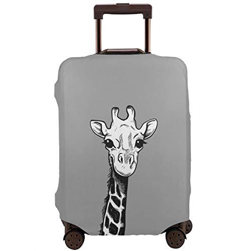Teery-YY Funda de equipaje de viaje Protector de maleta para equipaje de 18 a 32 pulgadas con cremallera a prueba de polvo, lavable, elástico para adolescentes, niños, niñas, hombres y mujeres