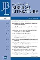 Journal of Biblical Literature 139.2 (2020)