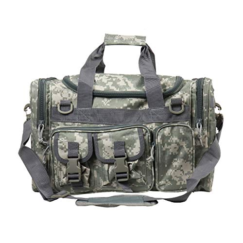 OSAGE RIVER Tackle Bag, Fishing Tackle Storage with Handle and Shoulder Carry Options, Camo
