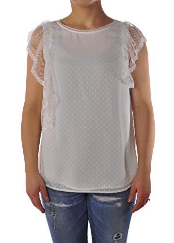 Liu-Jo C17098T8651 blouse, mouwloos, wit