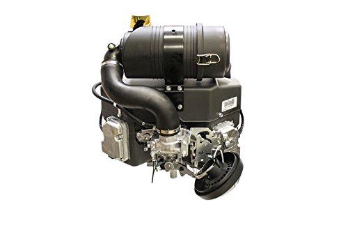 Kawasaki FX691V-S00 22hp Twin Cylinder Vertical 1 1/8' x4-5/16 Keyed Shaft, Electric Start, OHV, Fuel Pump, Oil Cooler, 15Amp, Snorkel Air Cleaner, Engine