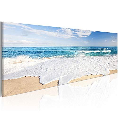 Geiqianjiumai HD Modern Huis Single Bedside Beach Schilderijen Abstract Canvas Mural Decoratieve Spray Schilderen