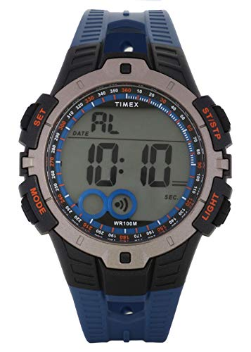 Timex Sport Digital Watch for Men- TWESK1102T (Blue)