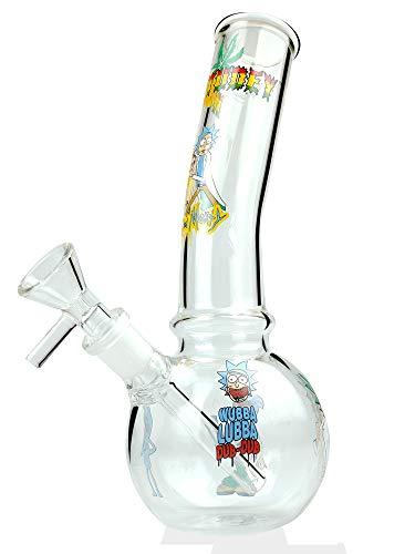 WHTUDEY White Vase Hand - Made Glass Rick Decorative Jars Vase