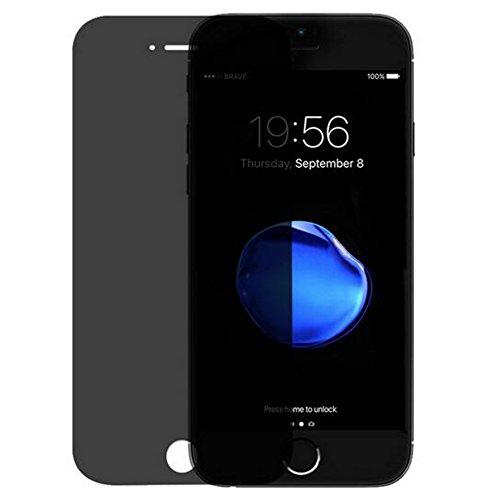 iPhone 8 Plus Privacy Screen Protector,VEIIYOUNG Anti Spy Privacy Tempered Proyectar Película Protectora,[Ultra Resistente Dureza 9H ] [Anti-Huella Dactilar] para Apple 8Plus,5.5'