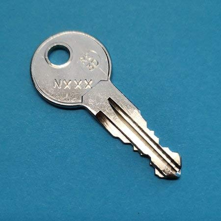 Ersatzschlüssel für Thule Trägersysteme. Schlüsselcode N001 bis N250. Für Lastenträger, Fahrradträger, Dachboxen, Skihalter usw. Schlüssel N - Code 001