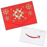 Amazonギフト券 封筒タイプ - 3,000円(ミニサイズ - レッド)
