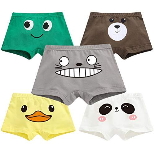ARAUS ARAUS Baby Boxershorts Kinder Unisex Unterwäsche Schlüpfer Hipster 5er Pack