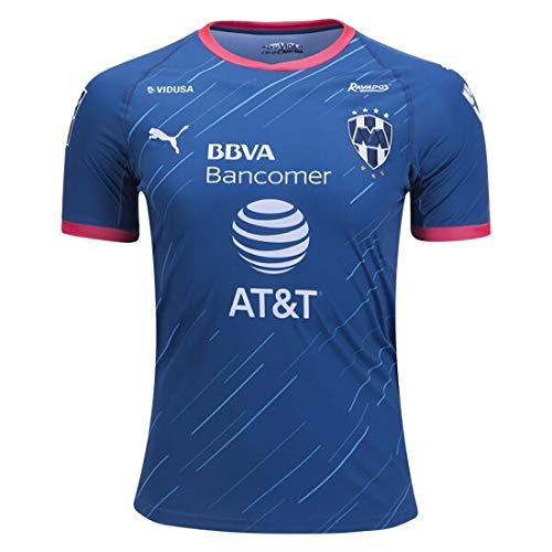 Puma Monterrey camiseta réplica 2018-2019, XL, lejos