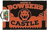 Felpudo Entrada casa Super Mario Bowsers Castle (40 x 60 cm)