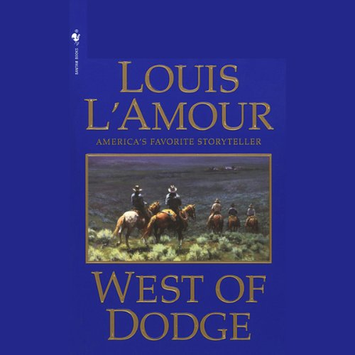 West of Dodge (Dramatized) copertina