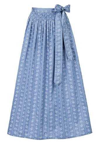 Stockerpoint Damen Dirndlschürze Schürze Sc-235, Violett Beere, 46 (Herstellergröße: 3 (46-50))