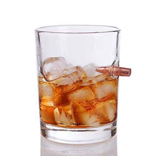 Mimicry Bullet Lucky Shot Glass Cup (Whiskey cup)