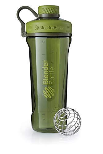 Blender Bottle 500605 Bouteille d'eau Mixte Adulte, Moss Green