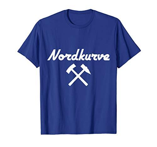 Nordkurve - Gelsenkirchen - Schalke - Bergmann T-Shirt