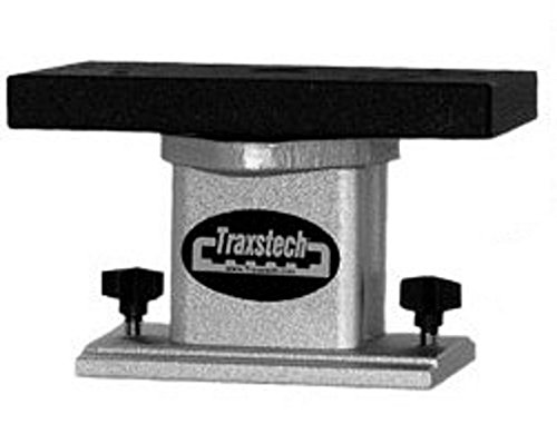 Traxstech Fishing systems swivel base with 3' riser for downriggers mounted to tracks for trolling fishing